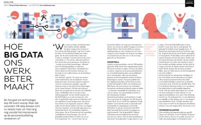 Hoe Big Data ons personeelsbeleid beter maakt